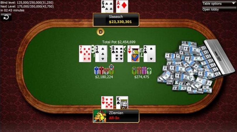 Vegas world game online