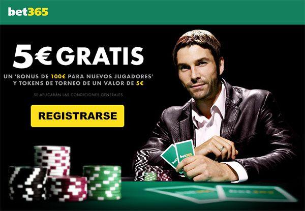 Salas de poker que dan dinero sin deposito