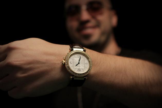 Bryn Kenney Reloj