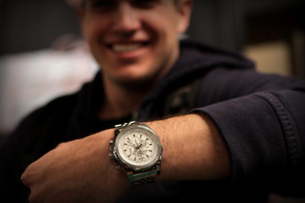 Doug Polk Reloj