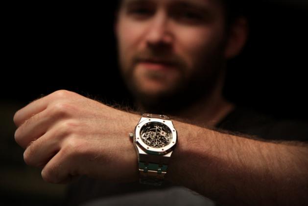 Eugene Katchalov Reloj2
