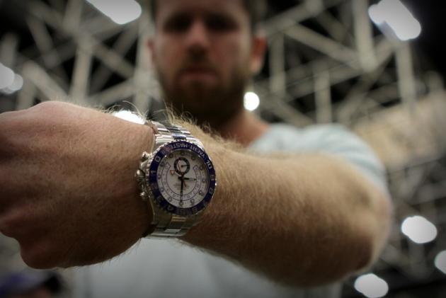 John Racener Reloj
