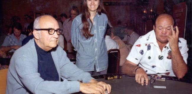 Historias de las WSOP: Johnny Moss, una vida de leyenda