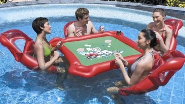 Poker Hinchable