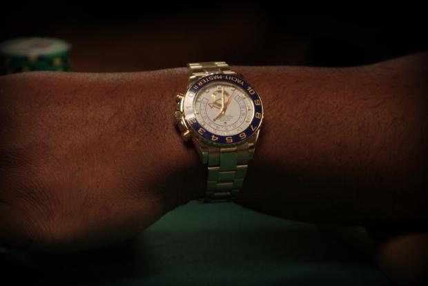 Reloj WSOP 1