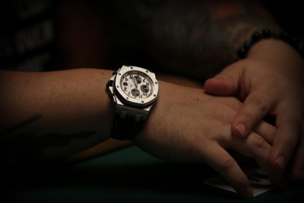 Reloj WSOP 10