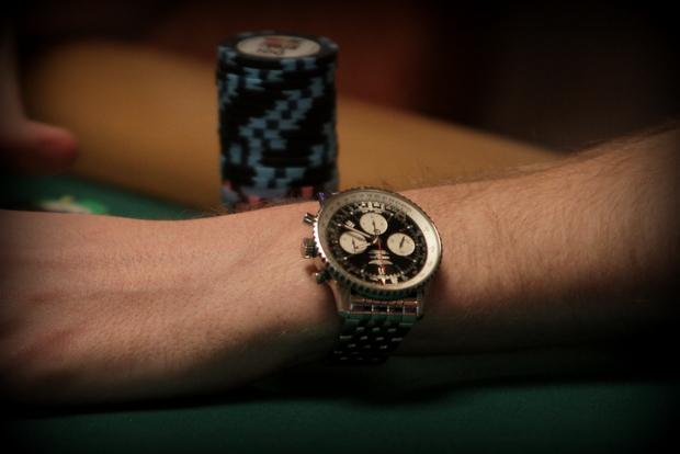 Reloj WSOP 11