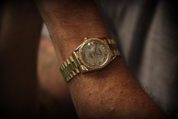 Reloj WSOP 12