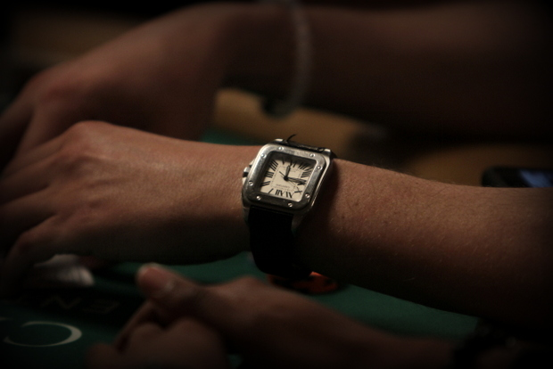 Reloj WSOP 4
