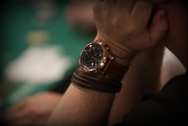 Reloj WSOP 5