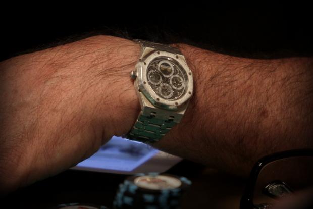 Reloj WSOP 6