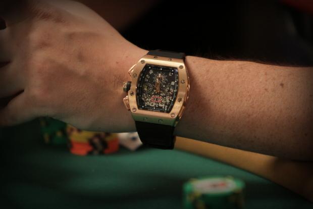 Reloj WSOP 8