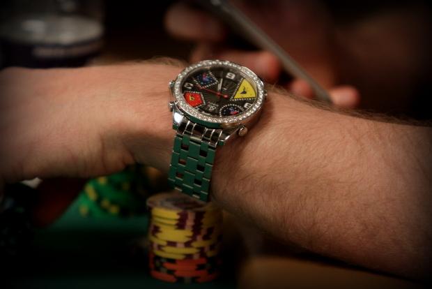 Reloj WSOP 9