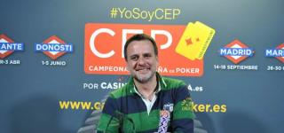 Toni Vázquez se llevó la segunda prueba del CEP 2016