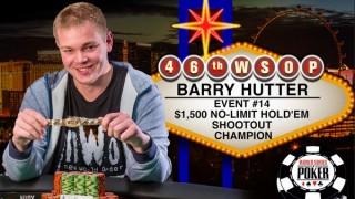 Barry Hutter