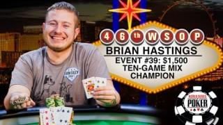 Brian Hastings W