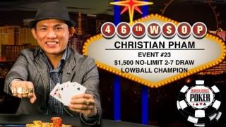 Christian Pham W2