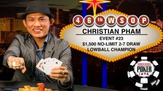 Christian Pham W
