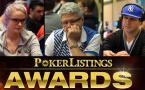 Los ganadores de los Spirit of Poker Awards 2016