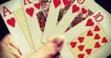 La Escalera Real es la máxima figura en la mano de poker
