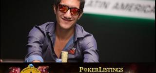 Iván Lucá, nominado para los premios Spirit of Poker
