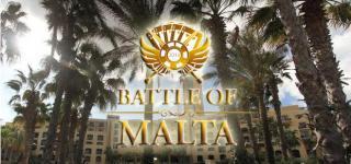 Bienvenidos a la Battle of Malta 2016