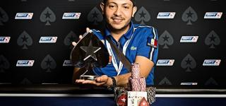 Mohamed Samri, ganador del ESPT Barcelona 2016