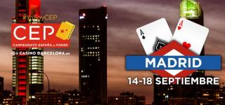El CEP 2016 se traslada al Casino Gran Madrid