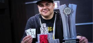 Joe Herrera, campeón del WC Mega Stack