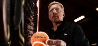 Boris Becker se marcha a PartyPoker