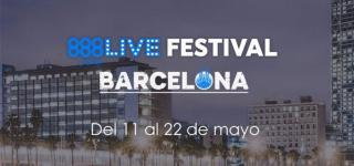 888Live Barcelona llegará en Mayo