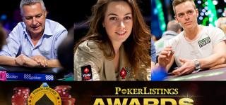 Ganadores de los Spirit of Poker Awards 2017