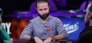 Daniel Negreanu WSOP