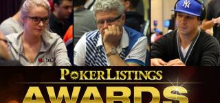 Los ganadores de los Spirit of Poker Awards 2016