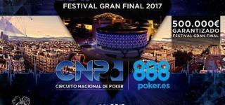 CNP888 Gran Final en Madrid