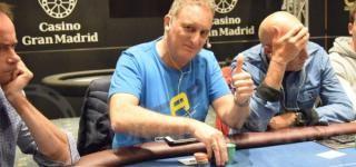 Miguel Ángel José, en el CNP Gran Final