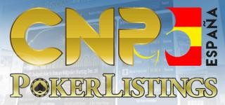PokerListings será el medio oficial del CNP