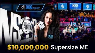 888poker dará 10 millones al Campeón WSOP