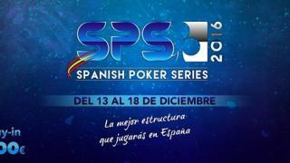 Las Spanish Poker Series servirán para terminar 2016
