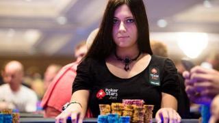 Liliya Novikova, jugadora rusa del Team Pro PokerStars