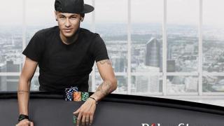 Neymar Jr. es una de las imágenes de PokerStars