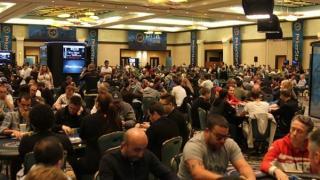 Field de la PCA Bahamas 2016 lleno de jugadores de poker