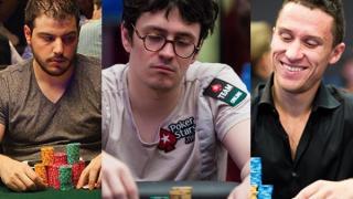 Haxton, Stern y Dvoress se reunieron con PokerStars