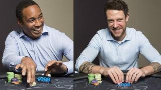 Paul Ince y Wayne Bridge jugaron para 888poker