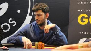 Daniel Barriocanal fue el mejor de los españoles en el GUKPT