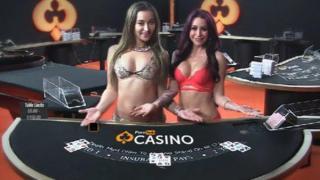 PornHub prueba con el strip poker en un casino online