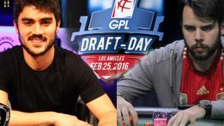 Javier Zarco y Fabricio González al GPL Draft