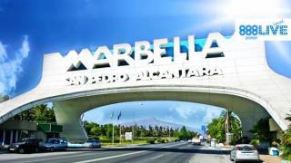 El Casino Marbella, última parada del 888Live España