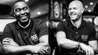 Andy Cole y Danny Mills, dos ex futbolistas unidos en 888poker