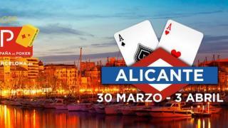 El Campeonato de España de Poker se traslada a Alicante